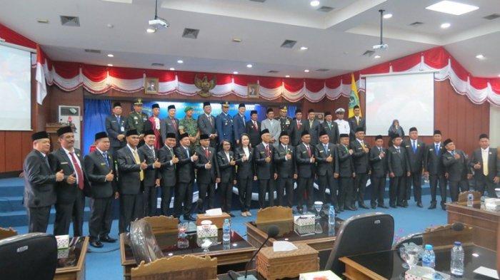 Dua Pekan Bertugas, Sebagian Anggota DPRD Kabupaten Belitung Sudah Pinjam Uang ke Bank Pakai SK