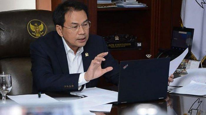UU Cipta Kerja Sudah Disahkan Ada Kesalahan, Pasal yang Beubah-Ubah, Ini Pengakuan Wakil Ketua DPR