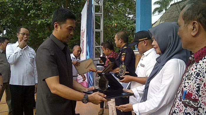 Peserta Pameran Belitung Expo 2018 yang Mendapatkan Juara