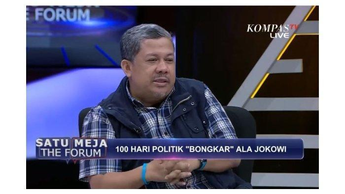 Fahri Hamzah Terang-terangan Sebut Jokowi Kesepian di Depan Jubir Presiden, Ternyata ini Alasannya
