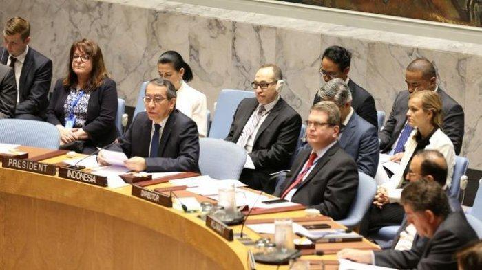 Indonesia Dipercaya Pimpin 3 Komite DK PBB, Konsisten Lawan Terorisme,