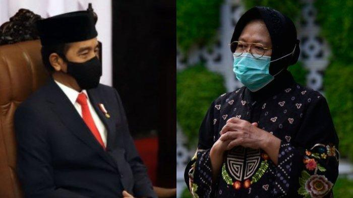 Kembali Pamit, Risma Ungkap Alasan Tolak Tawaran Jokowi Jadi Menteri