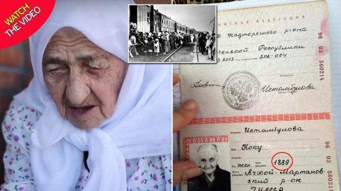 Koku, Wanita Tertua di Dunia Berusia 129 Tahun, Baginya Umur Panjang adalah Hukuman