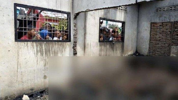 Ini Daftar 30 Nama-nama Korban yang Tewas dalam Ledakan Pabrik Mancis di Binjai
