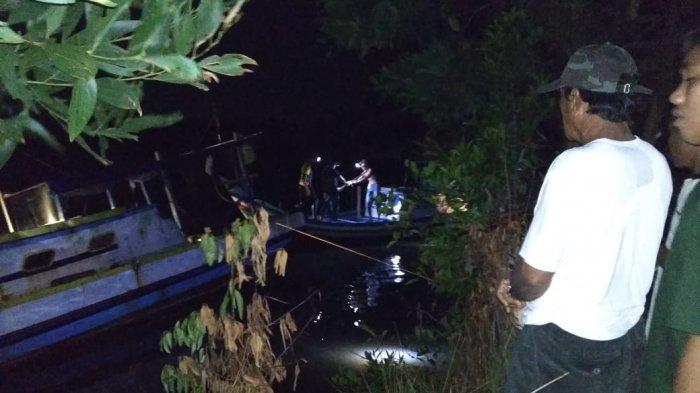 BREAKING NEWS: Arif Disambar Buaya Sungai Lenggang Saat Mengikat Tali Perahu