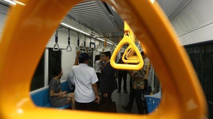 Perbedaan LRT, MRT dan KRL atau Commuter Line yang Harus Anda Tahu