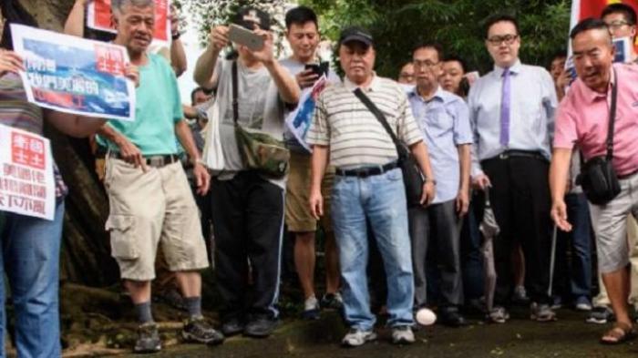 Sengketa Laut Cina Selatan, Rakyat China 'Marah
