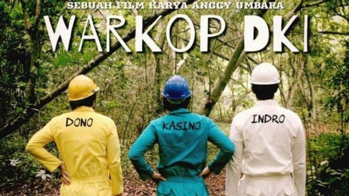 Teaser Trailer Warkop DKI Reborn Resmi Dirilis, Netizen: Mukanya Serius Semua, Gak Cocok