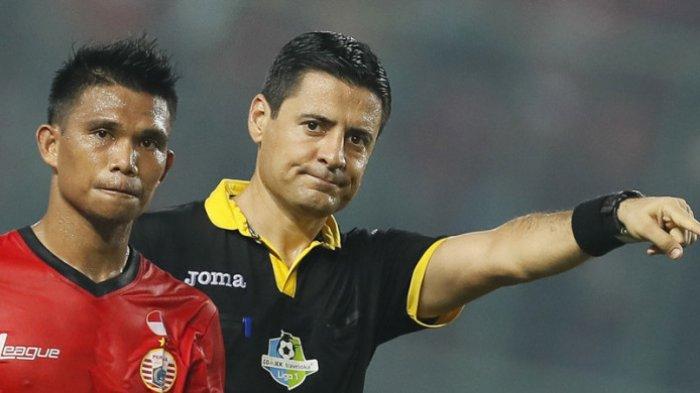 Tahukah Kamu? Ternyata Wasit yang Pimpin Jerman Vs Meksiko adalah Salah Satu Wasit Asing Liga 1