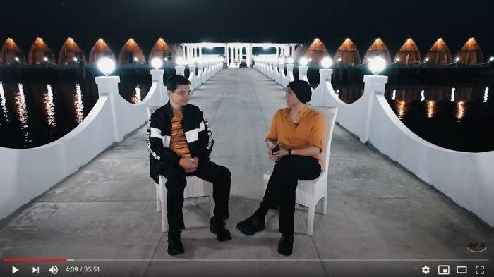 Video Anji Dengan Hadi Pranoto Dihapus Youtube, Obat Herbal Covid-19 dan Gelar Profesor Jadi Sorotan
