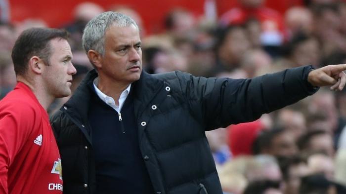 Nasib Wayne Rooney di Ujung Tanduk, Media Sebut Mourinho Persilahkan Hengkang