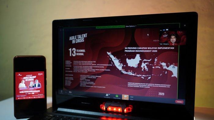 Kembangkan Talenta Unggul Indonesia Tersertifikasi, Telkomsel Gelar Program IndonesiaNEXT 2020