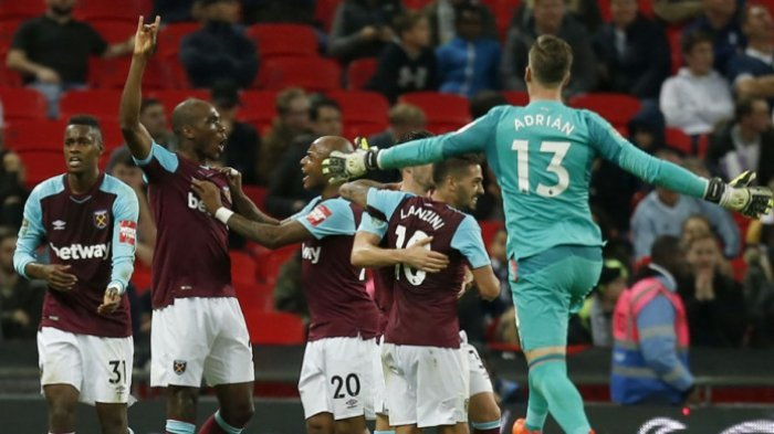 Unggul 2 Gol Tottenham Hotspur Malah Tersingkir Saat Lawan West Ham United