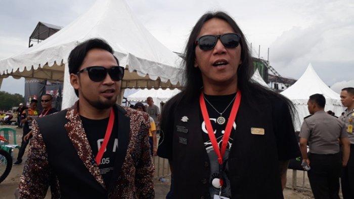 Dua Artis Ngaku Deg-degan Nyanyi di MXGP 2018 Pangkalpinang: Ini Bukan Event Sembarangan!