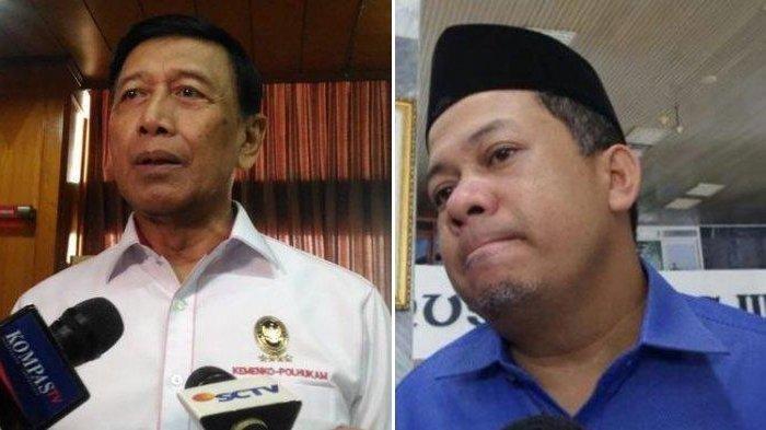 Rencana Wiranto Bentuk Tim Kaji Ucapan Tokoh, Fahri Hamzah : Saya Sedih Lihat Mereka Gelagapan