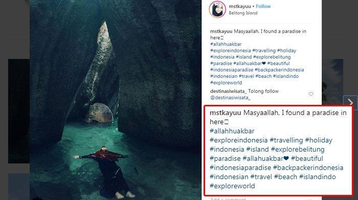 Wisatawan Jambi ke Belitung, Bilang Temukan Surga Saat Berkunjung ke Objek Wisata Ini - wisatawan-jambi.jpg