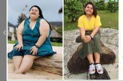 Sukses Turun Sampai 62 Kg, Konten Kreator Asal Bandung Ini Bocorkan Rahasia Dietnya!