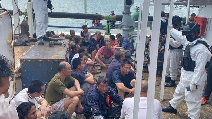 ABK Indonesia Tewas di Kapal Ikan China,Terungkap Fakta Tiap Hari Dipukuli dengan Tangan dan Besi