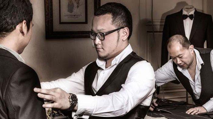 Mengenal Wong Hang Distinguished Tailor, Label Busana Pria Legendaris yang Mendesain Jas Ma'ruf Amin