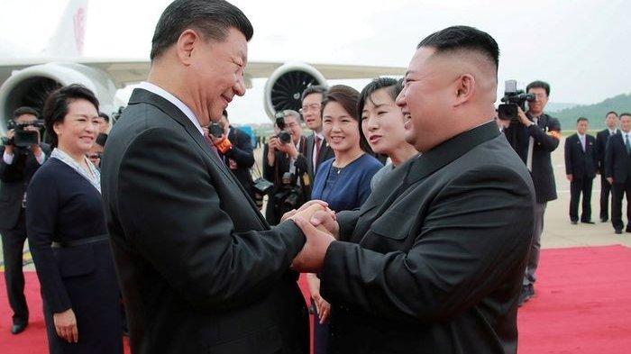 Amerika Coba Menekan, Korea dan China Bergabung, Kim Jong Un Serukan Bersiap Hadapi Musuh