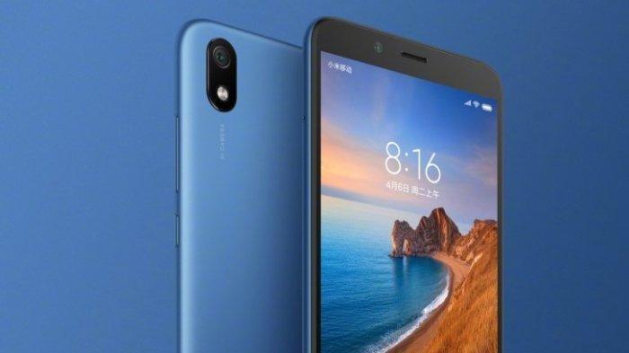 Harganya Rp 1 Jutaan, Xiaomi Resmi Luncurkan Redmi 7A, Berikut Perbandingan dengan Redmi 6A