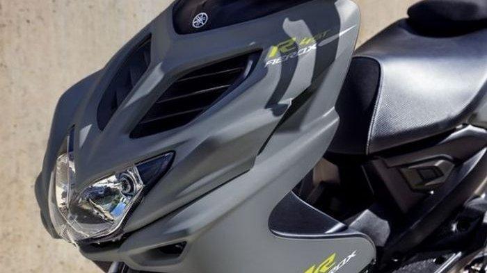 Dibanderol Setara MT-25 Inilah Yamaha Aerox 4 Mesin 50 CC