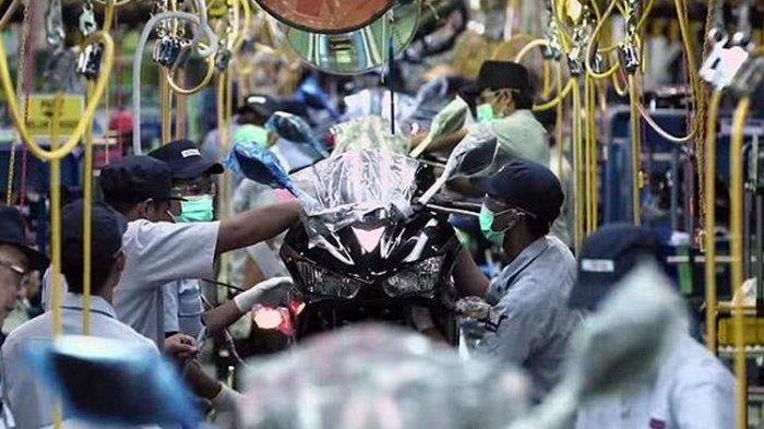 Yamaha Hentikan Sementara Produksi Motor Selama Dua Pekan