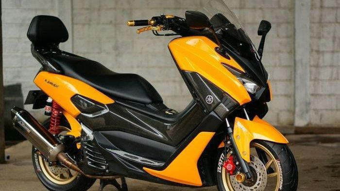 Pengin Pasang Body Kit NMAX Lent, Pakai Komponen Orisinil Yamaha Biar Mirip XMAX