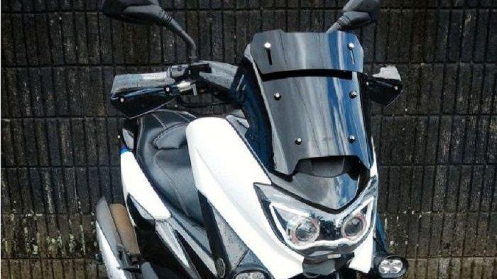Warna-warni Windshield Bisa Bikin Tampang Baru Yamaha NMAX Terlihat Beda