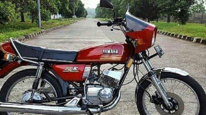 Harga Motor Lawas Yamaha RX-K dan Suku Cadangnya Mahal, Apa Alasannya?