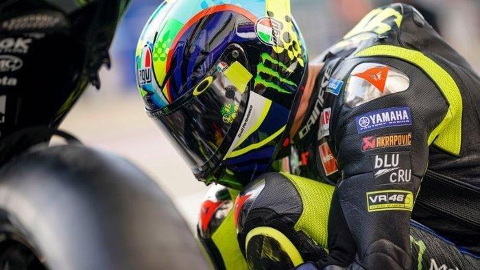 Valentino Rossi Justru Jagokan Suzuki Jadi Kampiun MotoGP Styria 2020