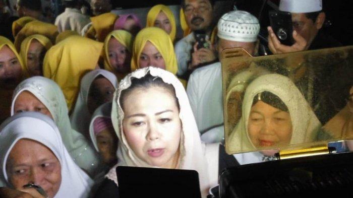 Mahfud MD Dikabarkan Gabung Koalisi Prabowo, Yenny Wahid: Jangan Berandai-Andai
