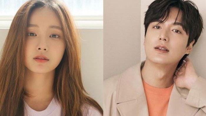 Lee Min Ho dan Yeonwoo Eks Momoland Bikin Seantero Dunia Gempar, Diisukan Pacaran 5 Bulan Terakhir