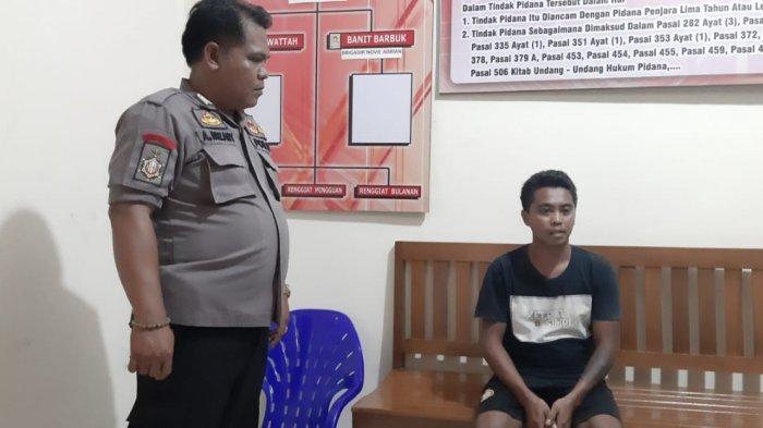 Kedapatan Nambang Ilegal, Seorang Pria Diamankan Polisi