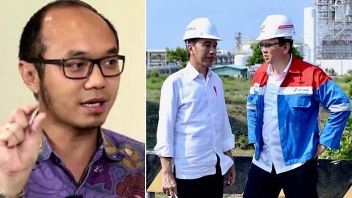Yunarta Komentari Ahok Pasang Foto Bareng Jokowi: Kelihatan Mana yang Mike Tyson Mana Muhammad Ali