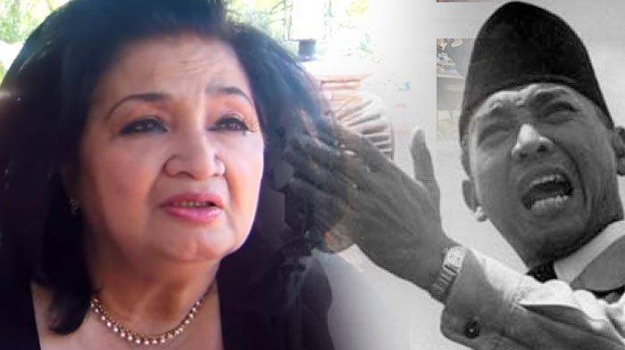 Heboh Harta Karun, Istri Ketujuh Soekarno Ungkap Fakta Mengejutkan Soal Keuangan Suaminya