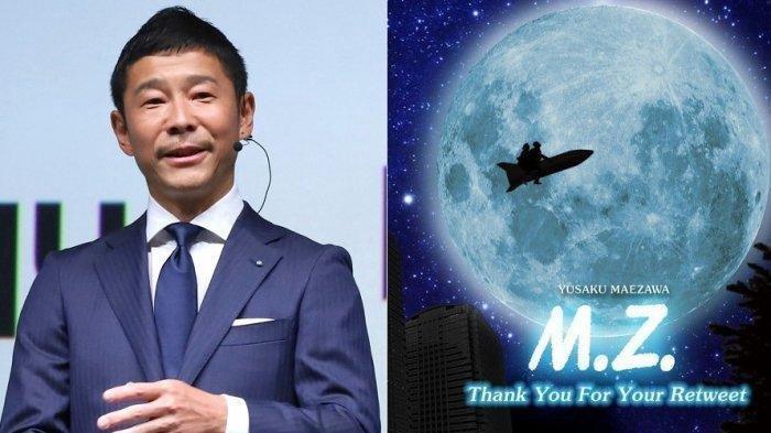 Miliarder Jepang ini Bagikan Rp 12 Miliar untuk 100 Orang Terpilih yang Jadi Pengikutnya di Twitter