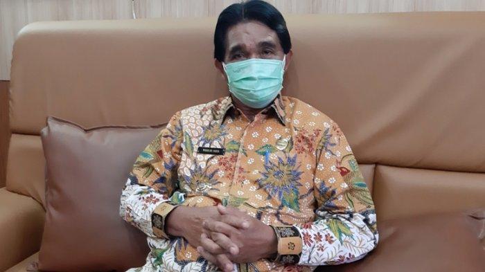 Bupati Belitung Timur, Yuslih Ihza.