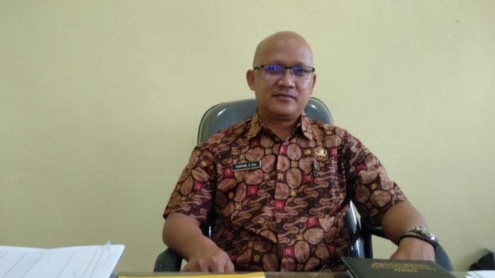 Kepala BKPSDM Beltim Beberkan Kendala Pelaksanaan Tes SKD CPNS 2018