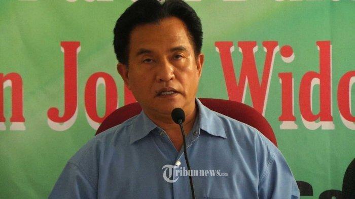 Yusril Akui Kesulitan Telepon Pak Prabowo, Habib Rizieq Pun Tidak Bisa Meneleponnya