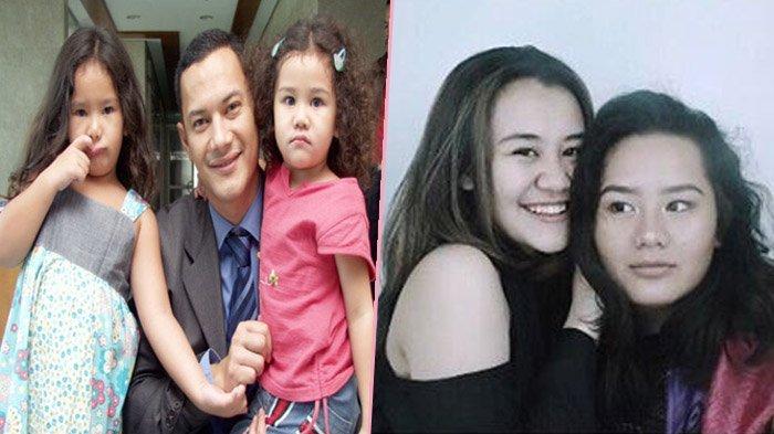 Mengintip Gaya Zahwa dan Aaliyah Putri Adjie Massaid yang Sudah Remaja