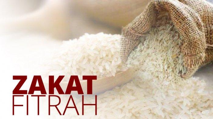 Waktu Membayar Zakat Fitrah, Jangan Sampai Telat Deadlinenya Sebelum Sholat Idul Fitri