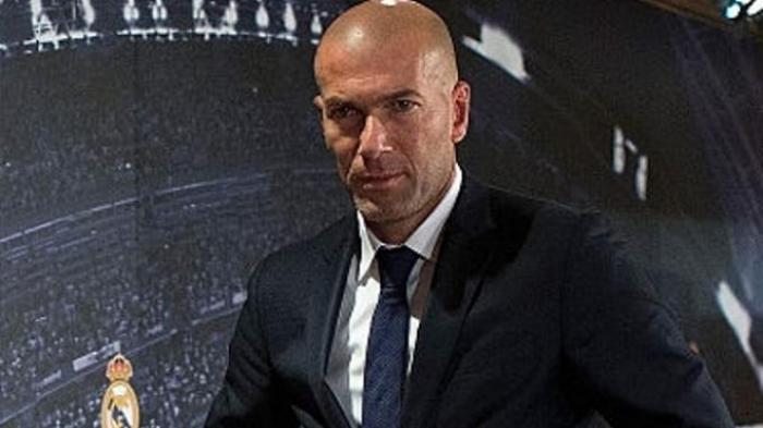 Zidane Tetap Santai Meski Tanpa Trio Andalannya