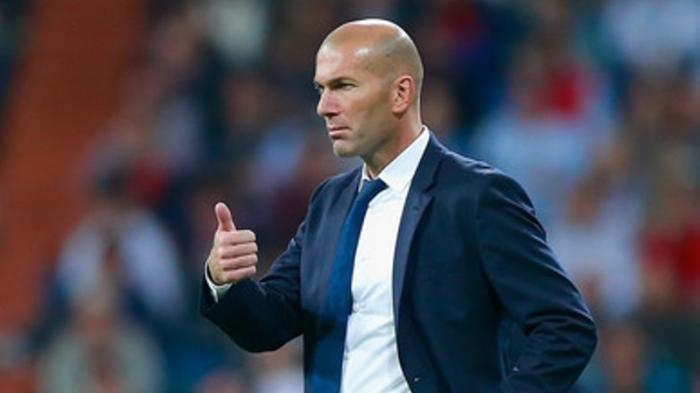 Zinedine Zidane Mengaku Ngefans pada Pemain Chelsea Satu Ini