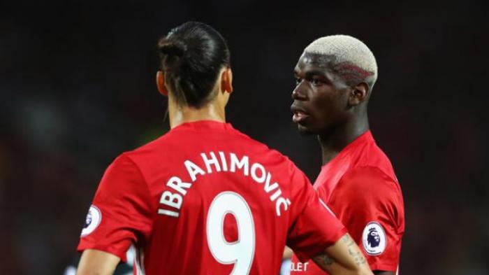 Mourinho Sebut tak Ada pemain yang tak Tersentuh, Termasuk Pogba dan Ibrahimovic
