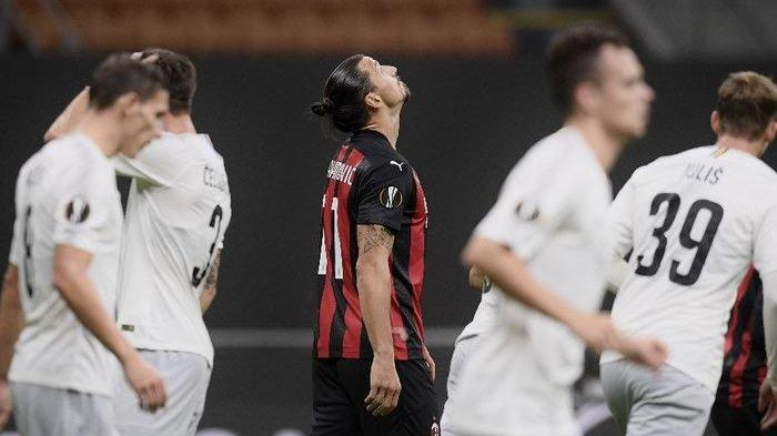 Hasil Lengkap Liga Europa, Ibrahimovic Perpanjang Rekor Buruk, Jose Mourinho Coreng Muka Inggris