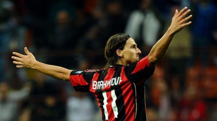 Positif Covid-19, Zlatan Ibrahimovic Tak Bisa Perkuat AC Milan vs Inter Milan
