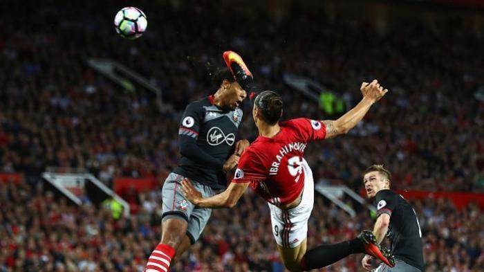 Zlatan Ibrahimovic Dekati Rekor Yang Sudah Bertahan 91 Tahun Manchester United