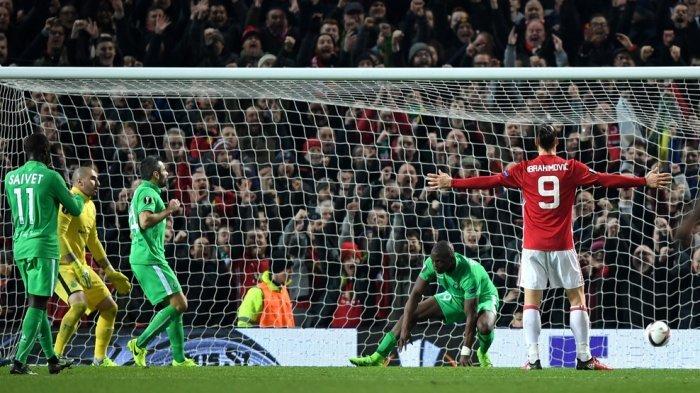 Jangan Lewatkan Manchester United Vs PSG Malam Ini- Zlatan Ibrahimovic Jagokan Salah 1 Mantan