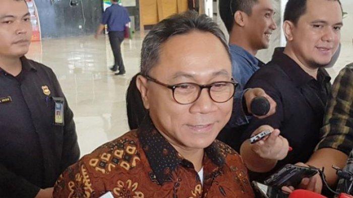 Sosok Ini Ditunjuk Jadi Ketua DPR Gantikan Setnov, Zulkifli Hasan Tak Mau Campuri Internal Golkar